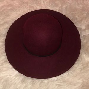 Burgundy Hat | FOREVER 21